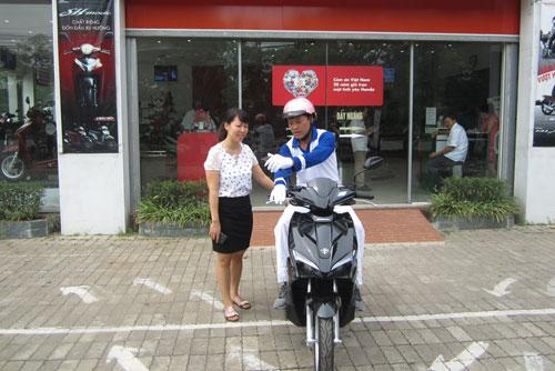 Honda Việt Nam tuyên dương các HEAD xuất sắc trong hoạt động LXAT quý II/2016 - 2