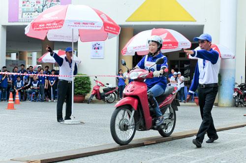 Honda Việt Nam tuyên dương các HEAD xuất sắc trong hoạt động LXAT quý II/2016 - 3