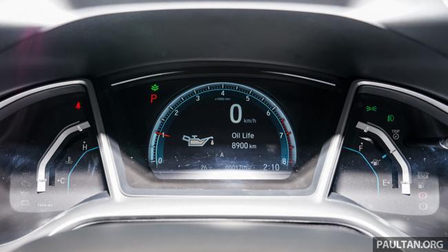 Cận Cảnh Honda Civic 2016 Bản Cao Cấp Gi 225 721 Triệu đồng