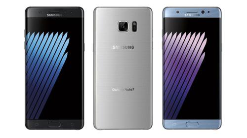 Đặt gạch Samsung Note 7 nhận bộ quà 5,3 triệu tại Viễn Thông A - 1