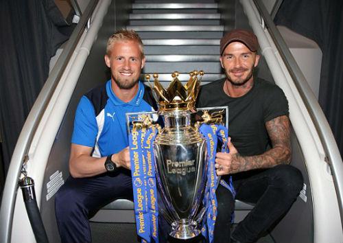 Leicester đến Mỹ: Không CĐV, chỉ có tiếp viên và Beckham - 2
