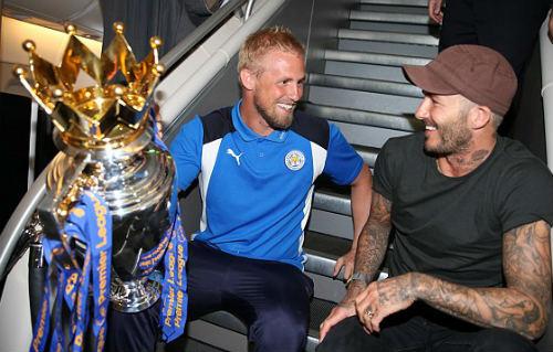 Leicester đến Mỹ: Không CĐV, chỉ có tiếp viên và Beckham - 3