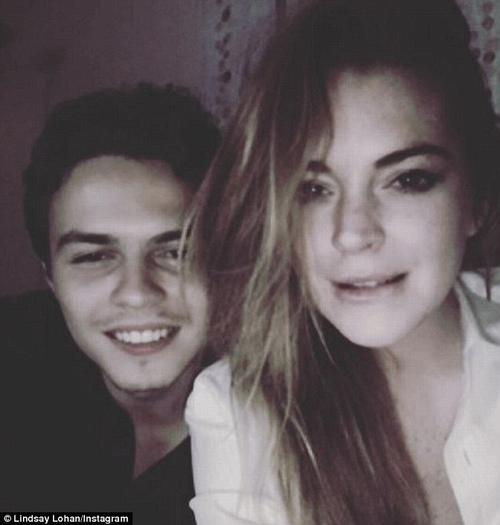 Lindsay Lohan suýt bị chồng hứa hôn giết chết - 3