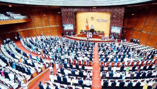 Chủ tịch nước Trần Đại Quang tuyên thệ nhậm chức - 2