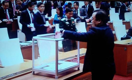 Chủ tịch nước Trần Đại Quang tuyên thệ nhậm chức - 1