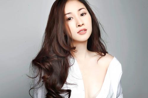 Á hậu điện ảnh Xuân Quỳnh dịu dàng nữ tính trong bộ ảnh mới - 1