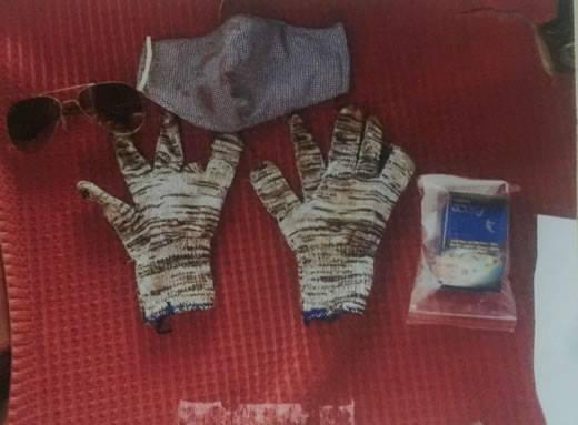Hung thủ giết tài xế taxi ở Đà Nẵng có dáng người đô con - 3