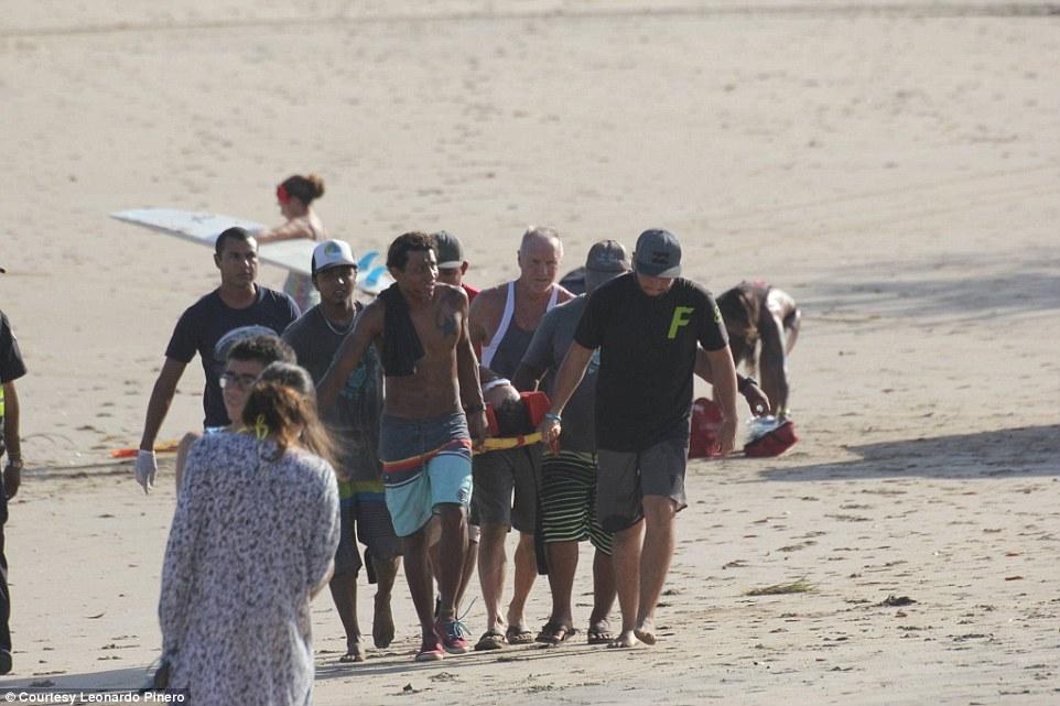 Cá sấu ngoạm đứt chân du khách ở bãi biển Costa Rica - 5