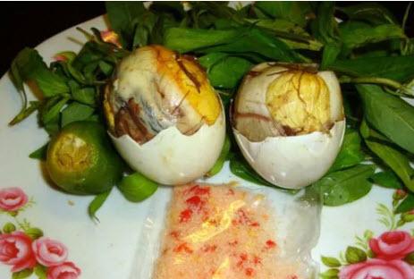 Cẩn thận với món lẩu... trứng vịt lộn - 2