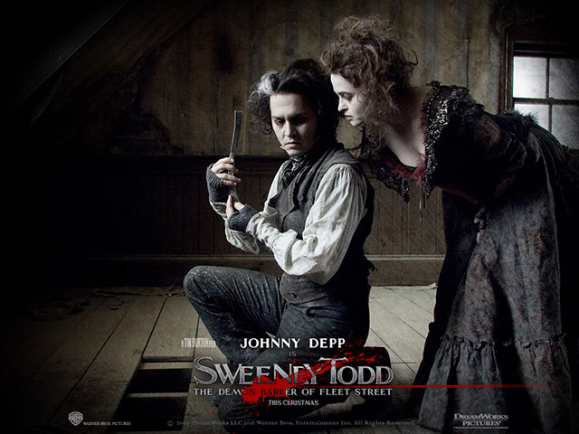Trailer phim: Sweeney Todd: The Demon Barber of Fleet Street - 1
