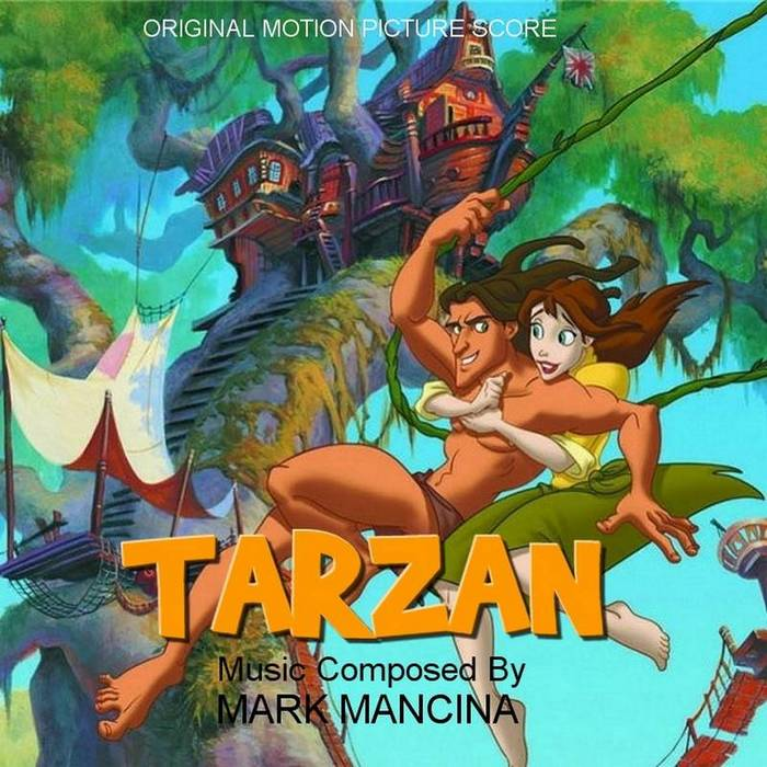 Trailer phim: Tarzan (1999) - 1