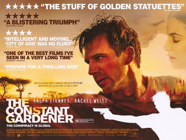 Trailer phim: The Constant Gardener - 1