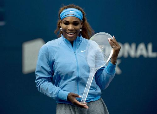 Tennis 24/7: Đến lượt Serena bỏ Rogers Cup vì Olympic - 1
