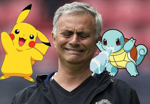 "MU & cuộc đuổi bắt ""Pokemon"" Paul Pogba - 1"