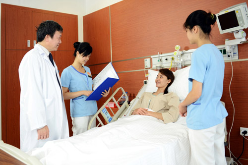Điều kỳ diệu đến từ nghề điều dưỡng - 3