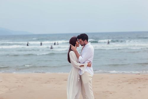Hà Anh tung ảnh cưới nóng bỏng và nồng nàn - 8