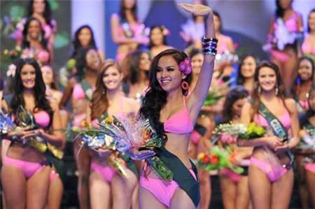 Việt Nam trở lại đấu trường Hoa hậu Trái đất sau 3 năm - 1