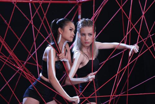 """Vietnam's Next Top Model """"bứt phá mọi giới hạn"""" ý tưởng - 3"""