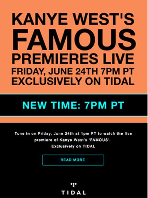 "4 lý do giúp trang web stream nhạc Tidal ""vượt mặt"" Spotify - 4"