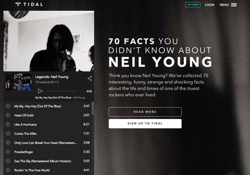 """4 lý do giúp trang web stream nhạc Tidal """"vượt mặt"""" Spotify - 3"""
