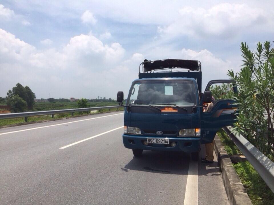Bắt kẻ trộm ô tô bỏ chạy làm CSGT bị thương - 3