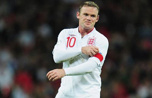 Tin HOT tối 25/7: Băng thủ quân của Rooney bỏ ngỏ - 1