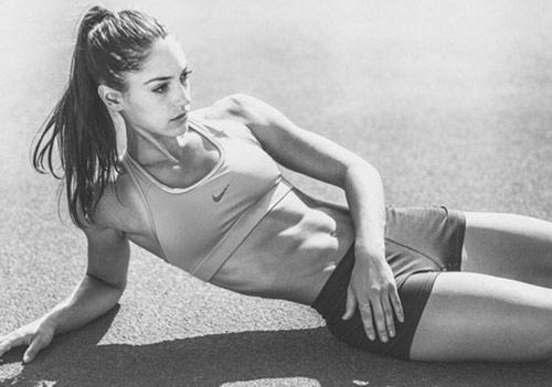 Dàn VĐV mỹ nam, mỹ nữ khoe thân hình lung linh trước Olympic - 3