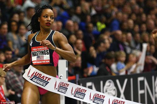 Dàn VĐV mỹ nam, mỹ nữ khoe thân hình lung linh trước Olympic - 4