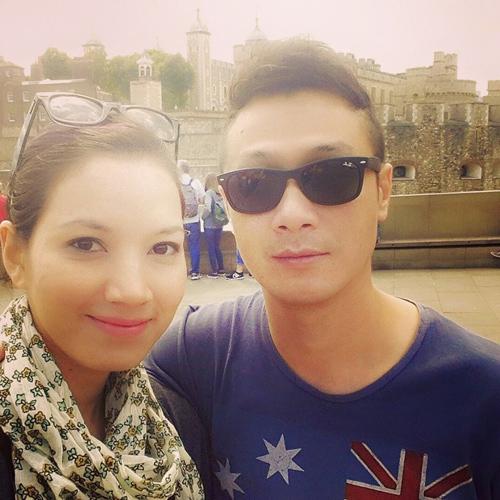 """Cuộc sống đáng mơ ước của MC Anh Tuấn và vợ """"hoa hậu"""" - 7"""