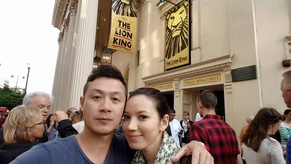 """Cuộc sống đáng mơ ước của MC Anh Tuấn và vợ """"hoa hậu"""" - 5"""