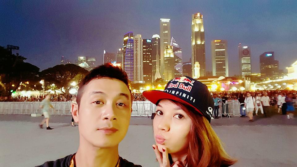 """Cuộc sống đáng mơ ước của MC Anh Tuấn và vợ """"hoa hậu"""" - 10"""