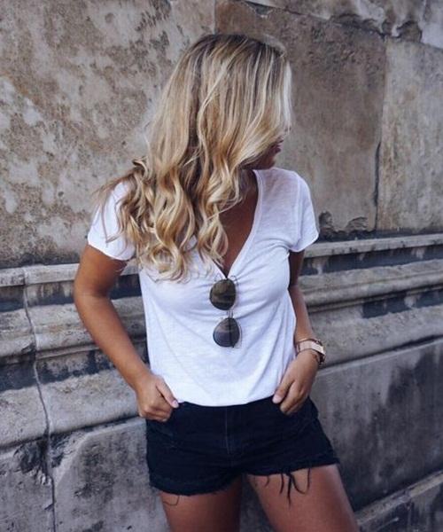 3 kiểu tóc dễ làm lại sành điệu cho những chuyến du lịch - 12