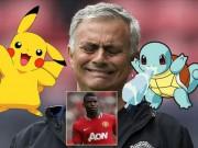"MU & cuộc đuổi bắt ""Pokemon"" Paul Pogba"