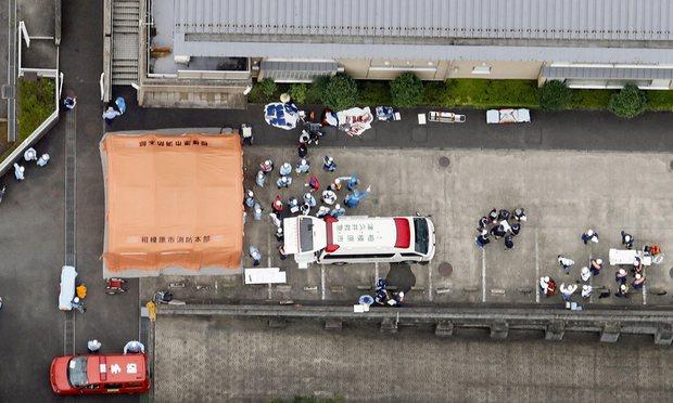 Cuồng sát bằng dao ở Nhật Bản, 19 người thiệt mạng - 1