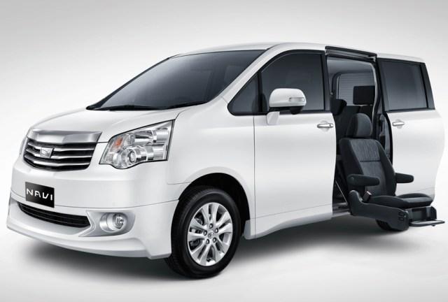 Toyota Nav1 Welcab đặc biệt chính thức được giới thiệu - 1