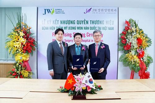 1000 khách hàng tham dự sinh nhật Bệnh viện thẩm mỹ JW - 1