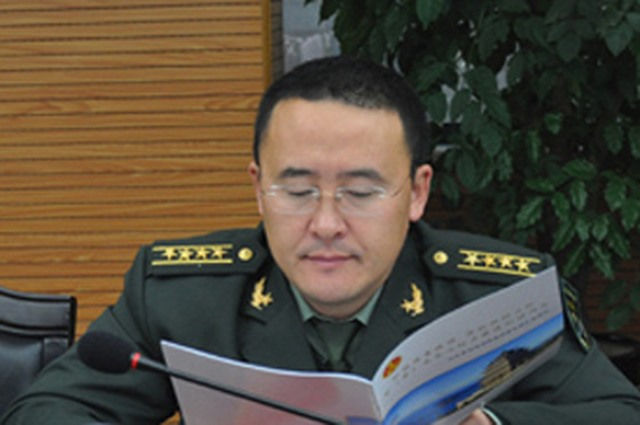 Tướng TQ bị phạt tù chung thân vì tham nhũng 250 tỉ - 3