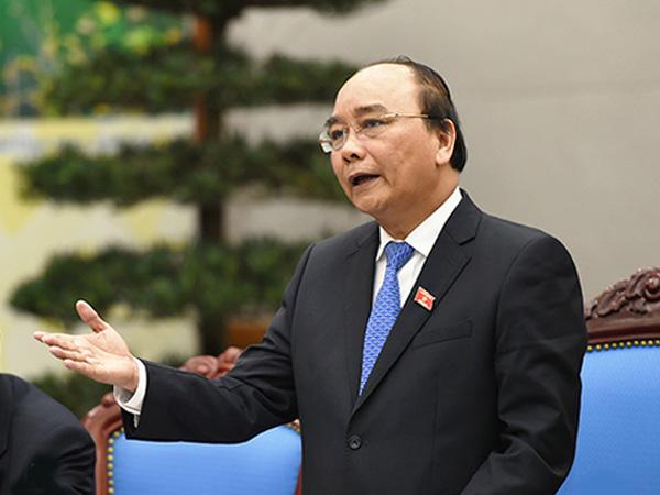 Thủ tướng Nguyễn Xuân Phúc được giới thiệu tái cử - 1