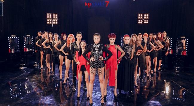 Màn trình làng đỉnh cao của thí sinh Vietnam's Next Top - 1