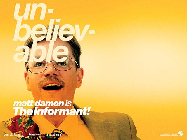 Trailer phim: The Informant! - 1