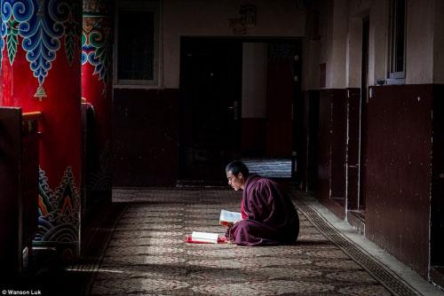 Ngắm vẻ tuyệt đẹp của Larung Gar - Thung lũng Phật giáo sắp bị phá bỏ - 4
