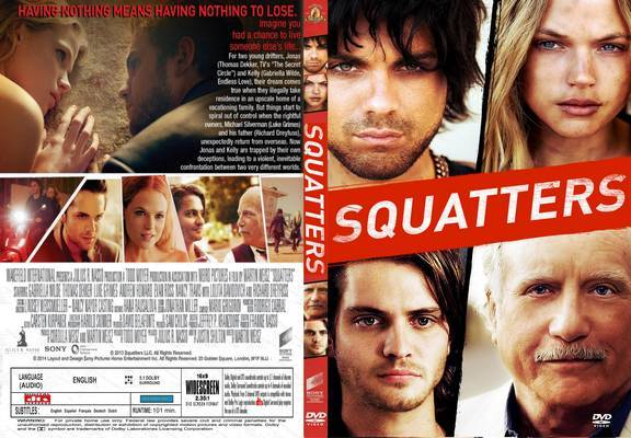 Trailer phim: Squatters - 1