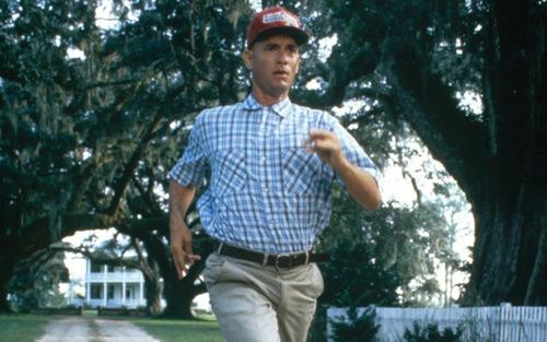 """Forrest Gump: """"Thằng đần"""" khiến cả thế giới nể phục - 2"""
