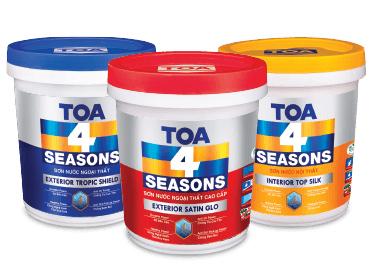 TOA 4 Seasons đem 'màu áo mới' đến trường tiểu học tại Bình Dương - 3
