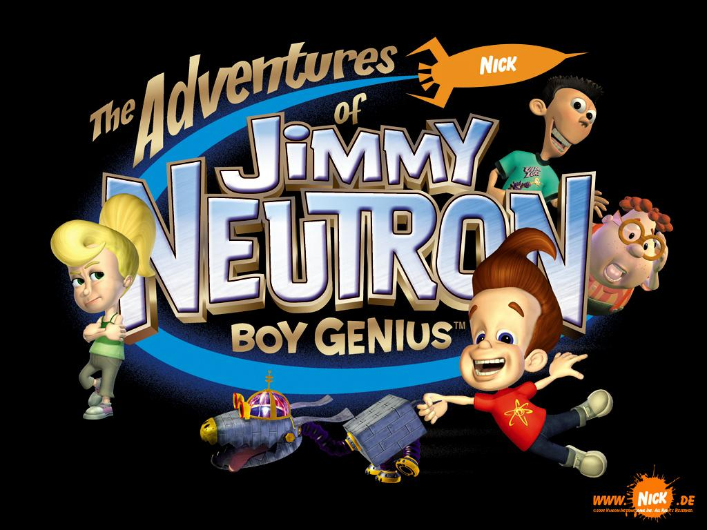 Trailer phim: Jimmy Neutron, Boy Genius - 1