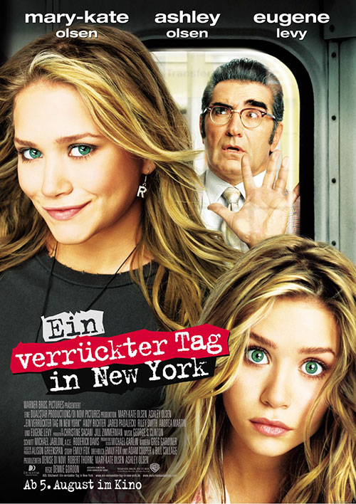 Trailer phim: New York Minute - 1