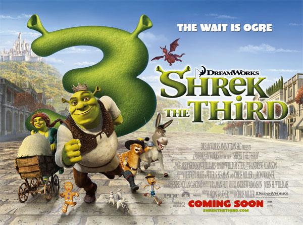Trailer phim: Shrek The Third - 1