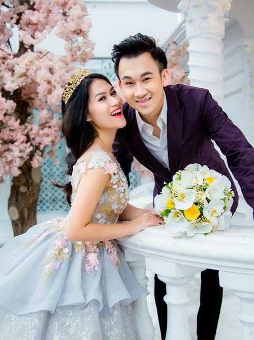 """Dương Triệu Vũ khoe """"ảnh cưới"""" với Ngọc Thanh Tâm - 7"""