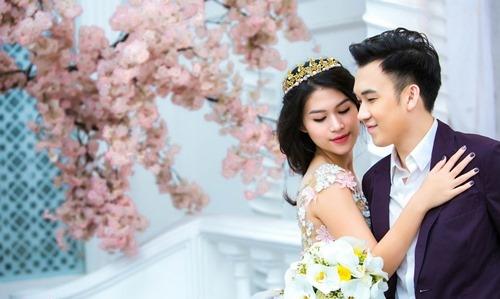 """Dương Triệu Vũ khoe """"ảnh cưới"""" với Ngọc Thanh Tâm - 6"""