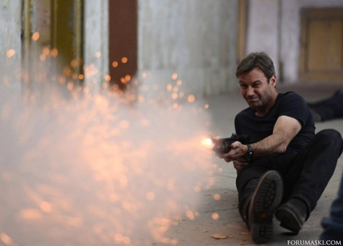 """'Rung chuyển' màn ảnh nhỏ với series phim """"Người vận chuyển"""" - 2"""